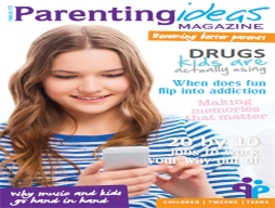 Parenting Ideas Magazine Issue 13 - Michael Grose