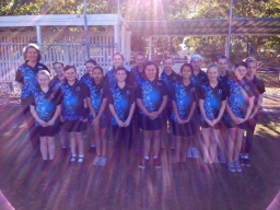 Avoca State School Choir Opens State Softball Championships